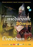 Journée médiévale : rendez-vous le 20 mai !