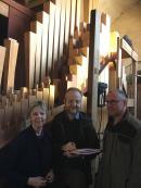 restauration de l'orgue Callinet