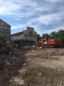 Lerebourg : suivi du chantier