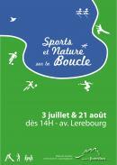 Sports et Nature sur la Boucle