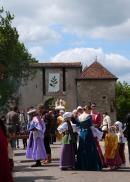 Rétro médiévale le 23 mai