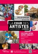 La cour des artistes