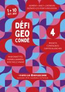 Defi Geo Conde : Carte blanche
